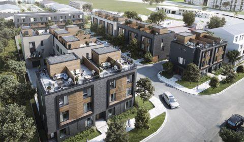Terraces at Eglinton
